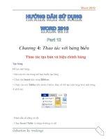 Tài liệu Hướng dẫn sử dụng word 2010 part 12 ppt
