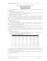 Tài liệu Bài tập thực hành MS Excel doc