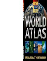 Just the Facts World Atlas