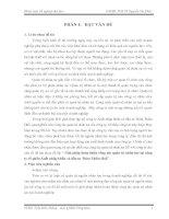 GIẢI PHÁP HOÀN THIỆN CÔNG tác QUẢN TRỊ NHÂN lực tại CÔNG TY cổ PHẦN XUẤT NHẬP KHẨU và đầu tư THỪA THIÊN HUẾ