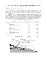 Tài liệu Giáo trình hóa học môi trường P3 pdf