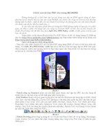 Tài liệu Chỉnh sửa tài liệu PDF như trong MS WORD