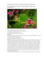 Bài giảng Truyền thuyết các phụ nữ nổi tiếng ở Việt Nam