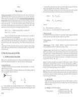 Tài liệu bài giảng môn học cung cấp điện - phần 2 pdf