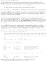 Tài liệu TCP/IP Network Administration- P10 pdf