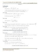 Tài liệu Mỗi tuần 1 đề luyện thi ĐH_Đề số 3 và hướng dẫn giải pdf
