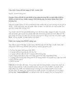 Tài liệu Cấu hình Cisco 851W hoặc 871W: chuẩn IOS docx