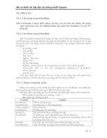 Tài liệu Hồ sơ thiết kế lắp đặt hệ thống VoIP Clarent docx