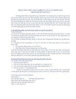 Tài liệu Phân công chức năng, nhiệm vụ của các phòng ban trong bộ máy quản lý docx