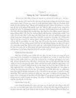 Tài liệu Giáo trình về Văn hóa kinh doanh quốc tế Chương 9 docx