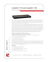 Tài liệu LoopStar® 714 and LoopStar® 718 Extend Ethernet Services to All Customers Over Readily Available T1/E1 Facilities docx