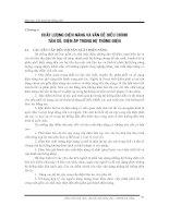 Tài liệu Vận hành hệ thống điện P6 doc