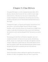 Tài liệu Linux Device Drivers-Chapter 3: Char Drivers docx
