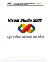 Nhat Nghe c# Lập trình windows form - Csharp