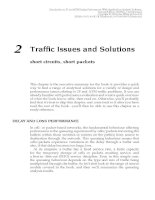 Tài liệu Giới thiệu về IP và ATM - Thiết kế và hiệu suất P2 ppt