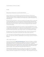 Tài liệu Tìm hiểu Windows 2003 Server pdf
