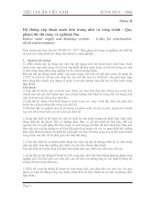 Tài liệu TCVN 4519 1988 doc