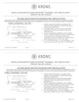 Tài liệu KRONE INSTALLATION INSTRUCTIONS FOR KRONE® HIGHBAND 1 OR 2 PAIR PLUG SET docx
