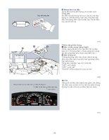 Tài liệu Khái quát về hệ thống điện thân xe P2 ppt
