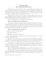 Gián án Tài liệuu tập huấn ra đề kiểm tra (ma trân)