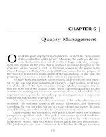 Tài liệu Project Management Professional-Chapter 6 ppt