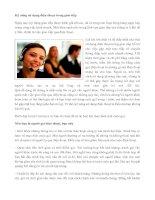 Tài liệu Kỹ năng sử dụng điện thoại trong giao tiếp pdf
