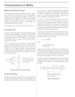 Tài liệu Characteristics of IREDs pptx