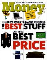 Tài liệu Money _ The 8 habits of winning investors 1 pdf