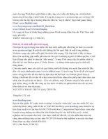 Tài liệu Những WEBsite tiện ích 6 docx