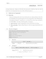 Tài liệu Bài tập kỹ thuật lập trình C++ Part 8 pdf
