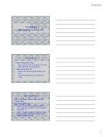Tài liệu Chương 3: Sản lượng và tổng cầu pdf