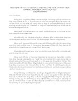 Tài liệu HIỆP ĐỊNH VỀ VIỆC ÁP DỤNG CÁC BIỆN PHÁP VỆ SINH AN TOÀN THỰC PHẨM VÀ KIỂM DỊCH ĐỘNG THỰC VẬT pptx