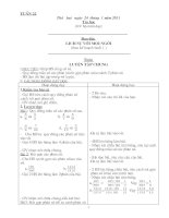 Bài giảng Tuan 22-Lop 4-Buoi 2
