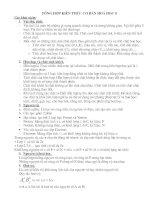Bài soạn 32 chuyên đề bồi dưỡng HSG hóa 8,9