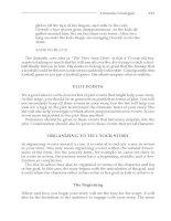 Tài liệu Writing the short film 3th - Part 20 docx