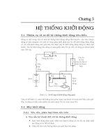 Tài liệu Hệ thống điện và điện tử ô tô P3 doc