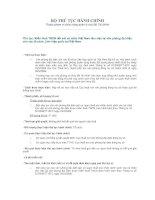 Tài liệu Miễn thuế TNCN đối với cá nhân Việt Nam làm việc tại văn phòng đại diện của các tổ chức Liên hiệp quốc tại Việt Nam ppt