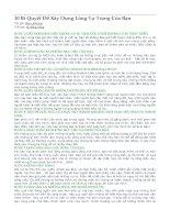 10 Bí Quyết Để Xây Dựng Lòng Tự Trọng Của Bạn