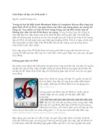 Tài liệu Giới thiệu về địa chỉ IPv6 phần 1 pptx