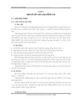 Tài liệu Hàn và cắt kim loại bằng khí pptx