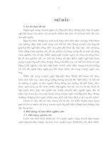 Hàm ngôn qua lời thoại nhân vật trong truyện ngắn nguyễn huy thiệp