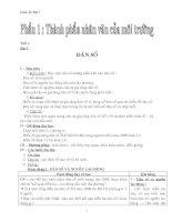 Bài giảng GA Địa lý 7 (cả năm)