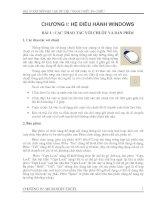 Tài liệu Tài liệu hướng dẫn tin học văn phòng pdf