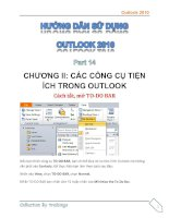 Tài liệu Hướng dẫn sử dụng Outlook 2010 part 14 docx