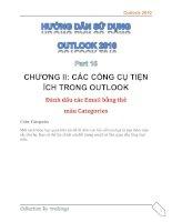 Tài liệu Hướng dẫn sử dụng Outlook 2010 part 15 pdf