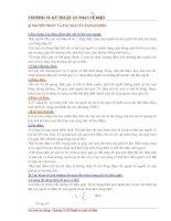 Tài liệu Giáo trình an toàn lao động - Chương 6 pdf