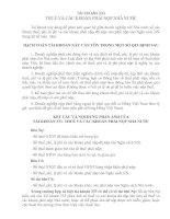 Tài liệu TÀI KHOẢN 333 - THUẾ VÀ CÁC KHOẢN PHẢI NỘP NHÀ NƯỚC pdf