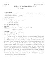 Bài giảng G.A phụ đạo Ngữ Văn 6 kì 2