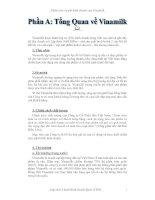 Tài liệu Phân tích chi phí của Vinamilk 05-06-07 ppt