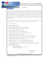 Tài liệu Tài liệu ôn tập môn vật lý pptx